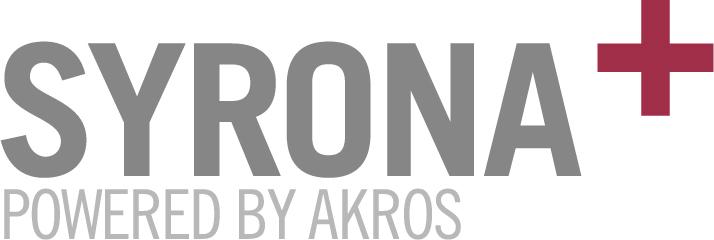 SYRONA+ – ein gemeinsames Produkt von AKROS und workplus