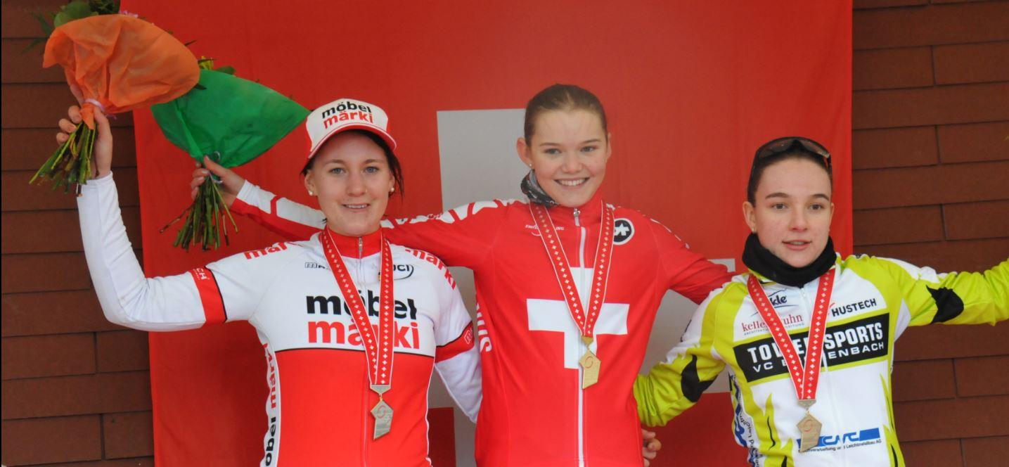 Schweizer Meister Titel für Noemi Rüegg