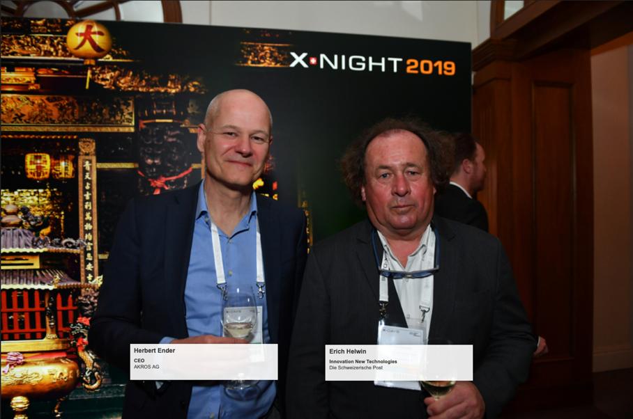 Rückblick NZZ X.Days 2019
