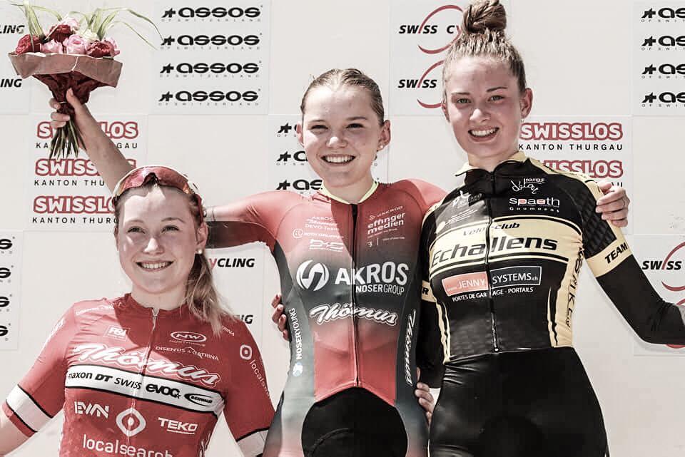 Noemi Rüegg gewinnt die Schweizer Meisterschaft erneut