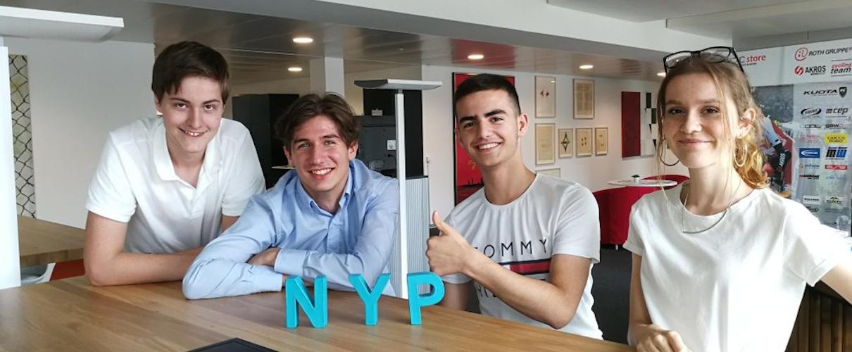 IT-Lehrlinge braucht die Schweiz – Noser Young bildet sie aus
